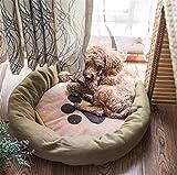 GLJY Wärmendes Bett für Haustiere, haustierfreundliche und weiche Haustier-Matte, Couch-Schutztuch für Haustiere, Wärmebettwäsche für Haustiere,B