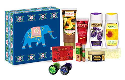 Vaadi Herbals Luxurious Beauty Herbal Gift Set
