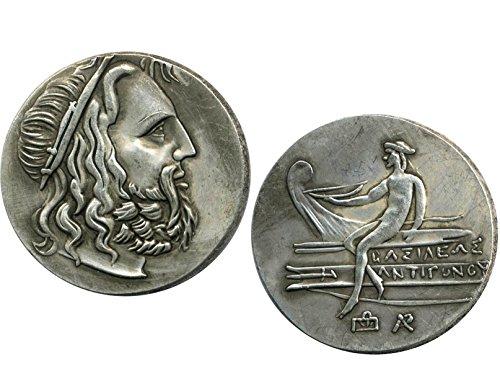 munze-griechen-makedonien-makedonische-konige-antigonos-doson-tetradrachme-replica