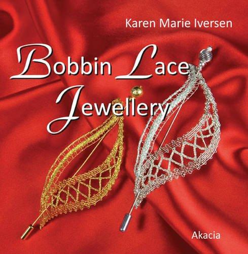 Bobbin Lace Jewellery por Karen Marie Iversen