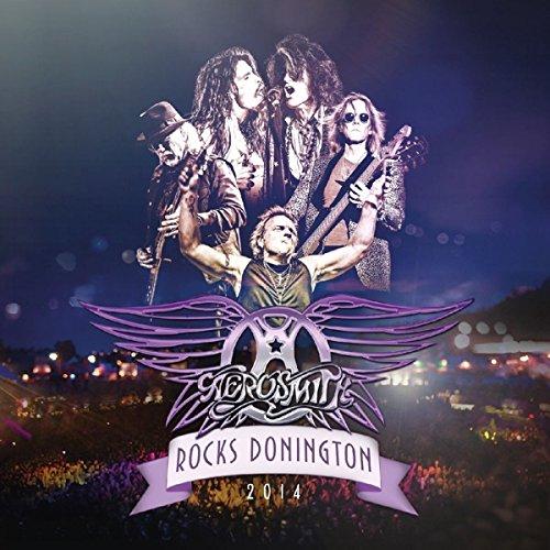 Aerosmith - Rocks Donington 2014 (1 DVD + 2 CD)
