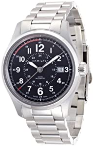 Hamilton Men's Analogue Automatic Watch with Stainless Steel Strap H70595133