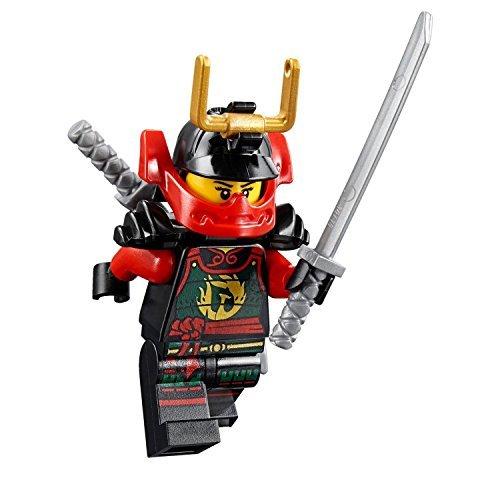 LEGO Ninjago Samurai X Nya Minifigure 2015