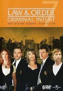 Law & Order: Criminal Intent - Season 7 (Netherlands Import)