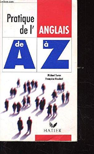 Pratique de l'anglais de A  Z