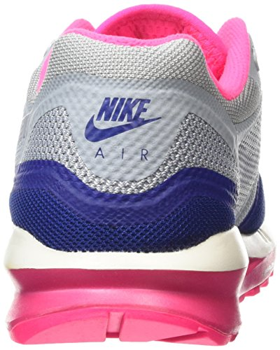 Nike - 654937-001, Scarpe Da Corsa da Donna Multicolore (Mehrfarbig (Lt Mgnt Grey/Pr Pltnm-Hypr Pnk))