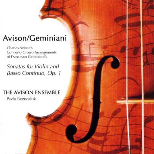 Concerto Grosso in D Minor (after F. Geminiani's Op. 1, No. 12): I. Amoroso