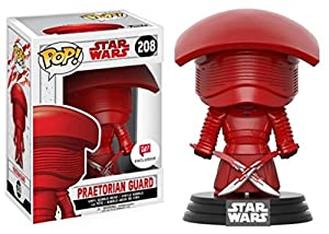 Funko- Pop Star Wars Figura de Vinilo Guardia Pretoriano, (14755)