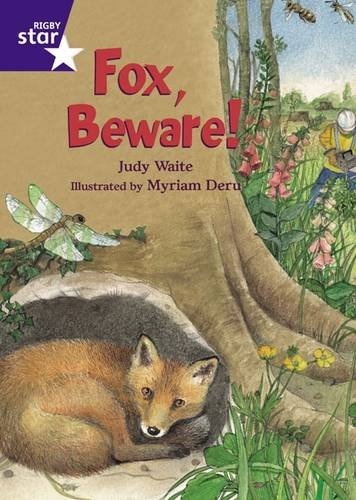Rigby Star Shared Year 2 Fiction: Fox Beware Shared Reading Packs Framework Edition (RED GIANT)