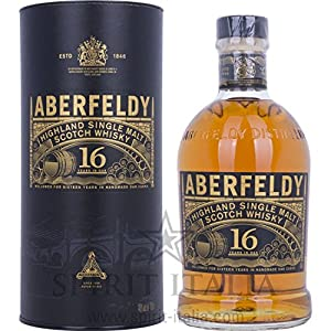 Aberfeldy 16 Years Old Oak Cask GB 40,00 % 0.7 l. from Verschiedene