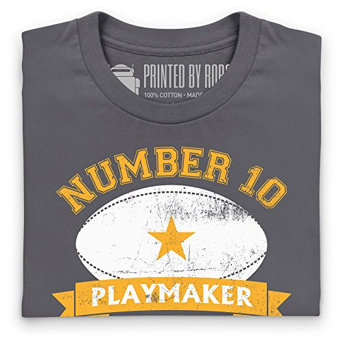 Playmaker T-Shirt, Herren Anthrazit