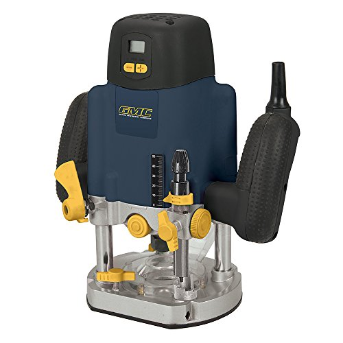 """GMC 1800w Plunge Router 1/2"""""""