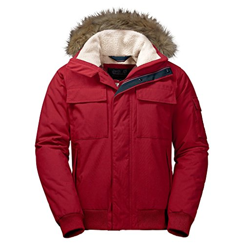 Preisvergleich Produktbild Jack Wolfskin Winterjacke Brockton Point indian red Medium
