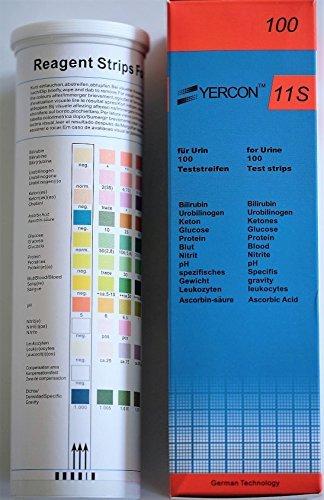 Urinanalysestreifen URS-11S