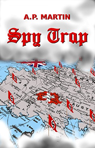 Spy Trap by [Martin, A.P.]