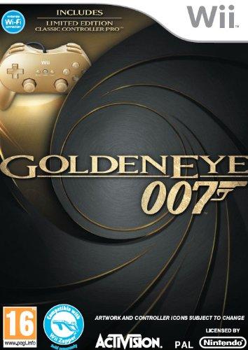 ACTIVISION BLIZZARD 007 GOLDENEYE COLLECTORS ED