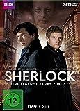 Sherlock - Eine Legende kehrt zurück! Staffel drei [2 DVDs]