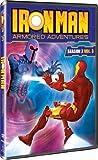 Iron Man: Armored Adventures Season 2 Vol 3 by Daniel Bacon