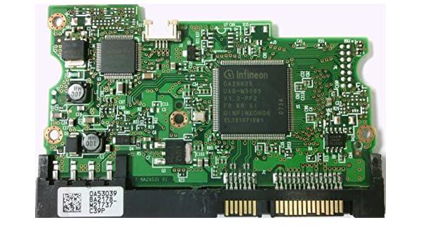 HDS721616PLA380 0A53039 BA2178 0A33451 BA2165 Hitachi IDE 3.5 PCB