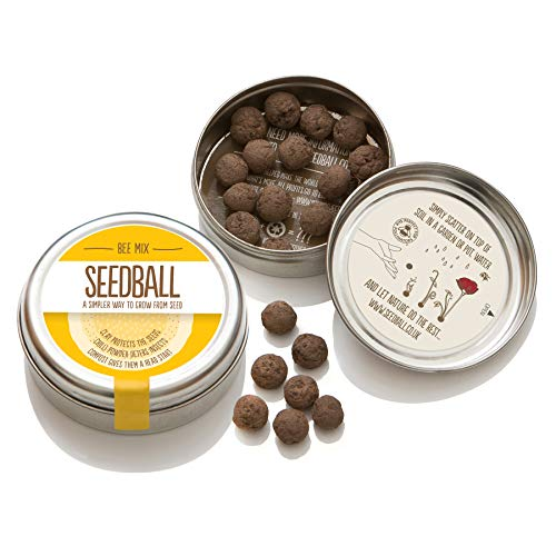 Bee Mix Seed Balls - 1000 Native...