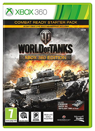 Microsoft World of Tanks, Xbox 360