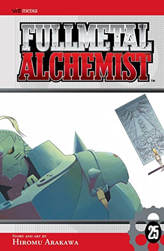 Fullmetal Alchemist, Vol. 25 Cover Image
