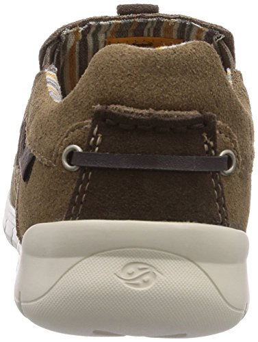 Dockers by Gerli  36MB00, Mocassins pour homme Gris - Grau (stone/braun 423)
