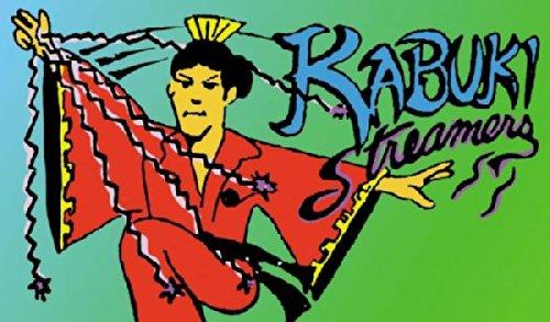 Kabuki Luftschlangen ()