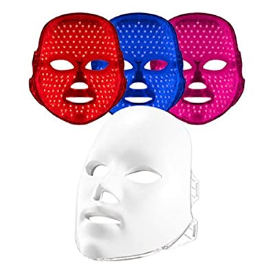 DEESSE HOME LED MASK 3 LED Color Mode For Anti-aging Wrinkle Acne Care Self SKin Care by SENBITEC
