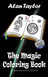 The Magic Coloring Book - A Space Adventure