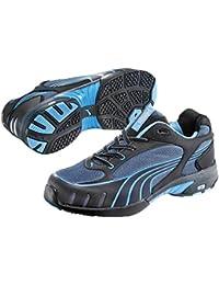 PumaFuse Motion Blue Wns Low S1 HRO, Puma - Zapatos de Seguridad Mujer