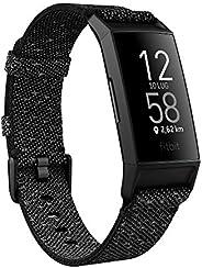 Fitbit Charge 4: fitness tracker con GPS integrato, rilevazione del nuoto e fino a 7 giorni di durata della ba