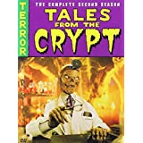 Tales From The Crypt Cuentos De La Cripta Temporada 2 Serie Tv Importada Dvd Audio Ingles