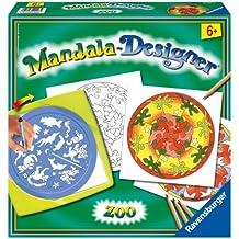 Ravensburger - 29907 - Loisir Créatif - Dessins - Mandala Designer - Zoo