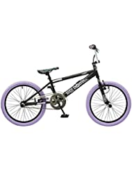 """20'BMX Rooster Big Daddy Spoked Special Edition Rotor Pegs 20""""Tube supérieur"""