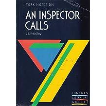 J.B. Priestley, An inspector calls: Notes