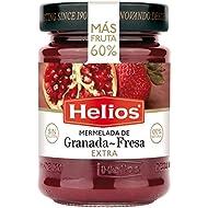 Helios Mermelada Extra Granada-Fresa - 340 gr