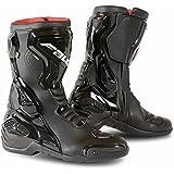 Falco Fenix Wtr italien Noir Bottes de moto