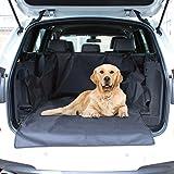 Funda para asiento trasero de coche, protector para mascotas, protector para maletero, forro protector resistente extrafuerte, alta calidad
