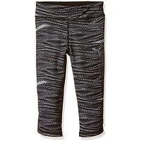Puma Pantalones de Active 3/4 Mallas G Negro Black/AOP Talla:176