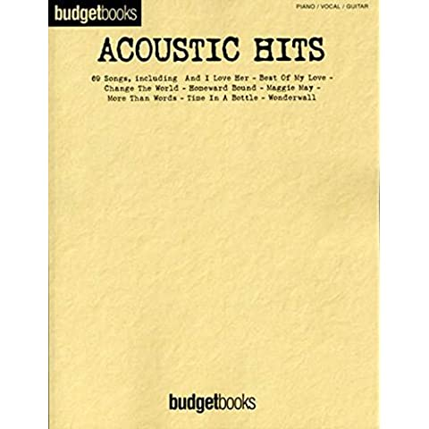Budgetbooks: Acoustic Hits (Pvg)