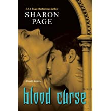 Blood Curse by Sharon Page (2013-10-29)
