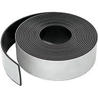 Cinta magnética para manualidades de MasterPart, extrafuerte, autoadhesiva y flexible