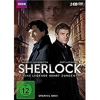 Sherlock - Eine Legende kehrt zurück! Staffel drei