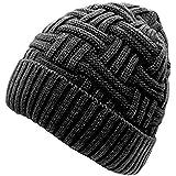 Gajraj Winter Warm Knitted Woolen Skull Cap for Men & Women