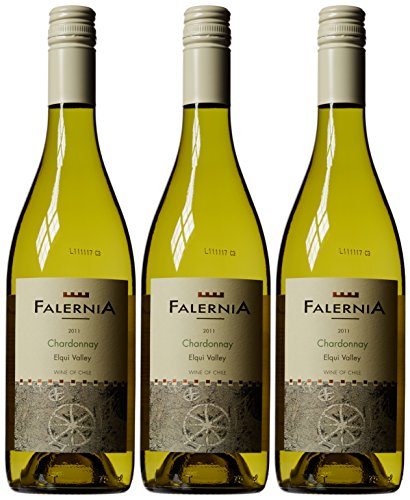 £31.24 Good Viña Falernia Chardonnay 2011 Wine 75 cl (Case of 3)