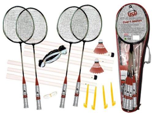 CDTS-Gemeinsam Badminton + Netz