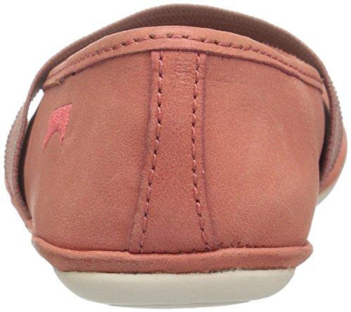 Camper Right, Ballerines Fille Rose (Medium Pink 092)