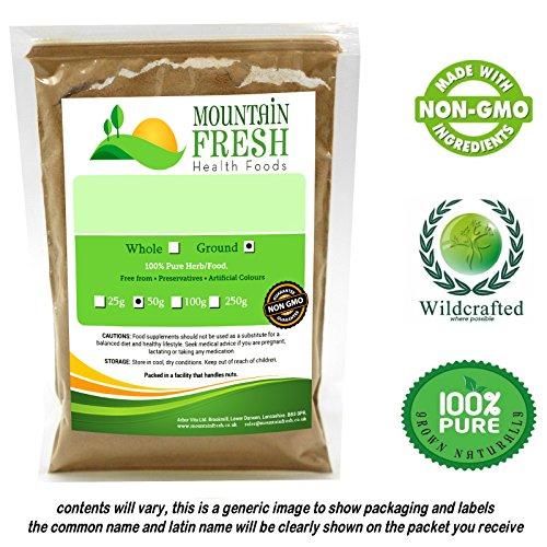 Organic Marshmallow Root Althaea Officinalis Loose Ground Herb 50g FREE UK De... Test