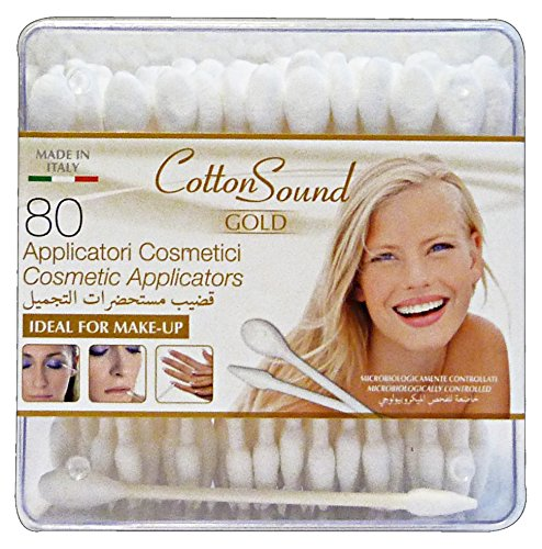 *COTTON Sound Make-up-Sticks * 80-tlg. – Q-Tips*